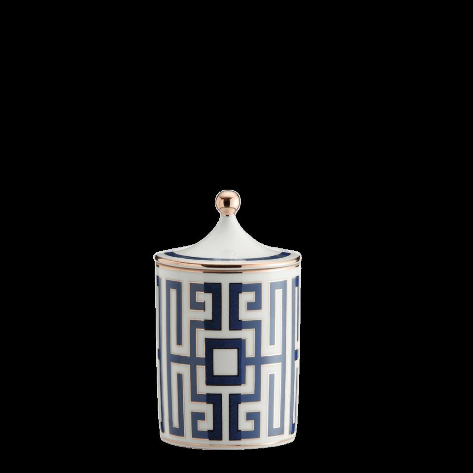 RICHARD GINORI Sapphire labirinth Candle