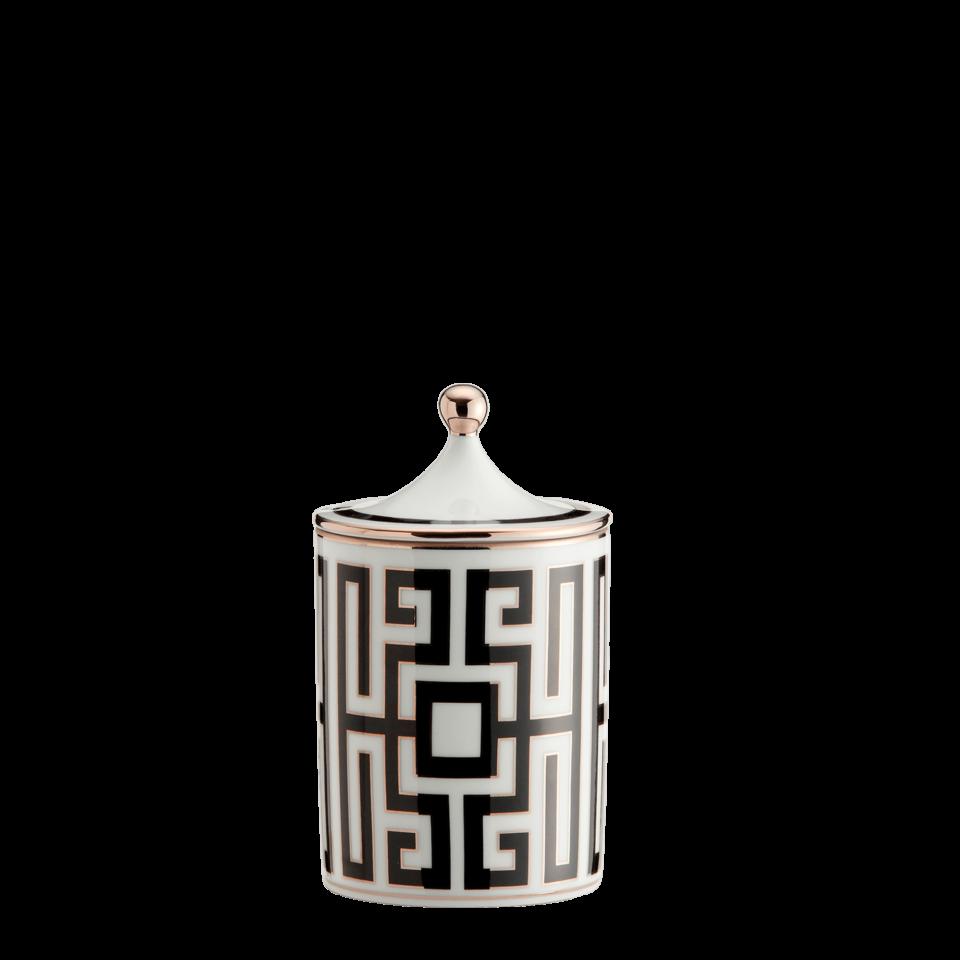 Richard Ginori Black labirinth Candle
