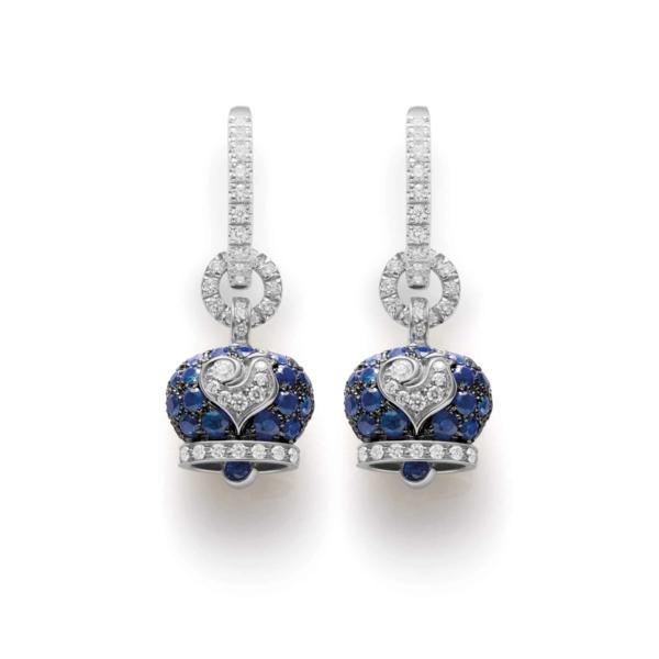 Small Bluebell earrings