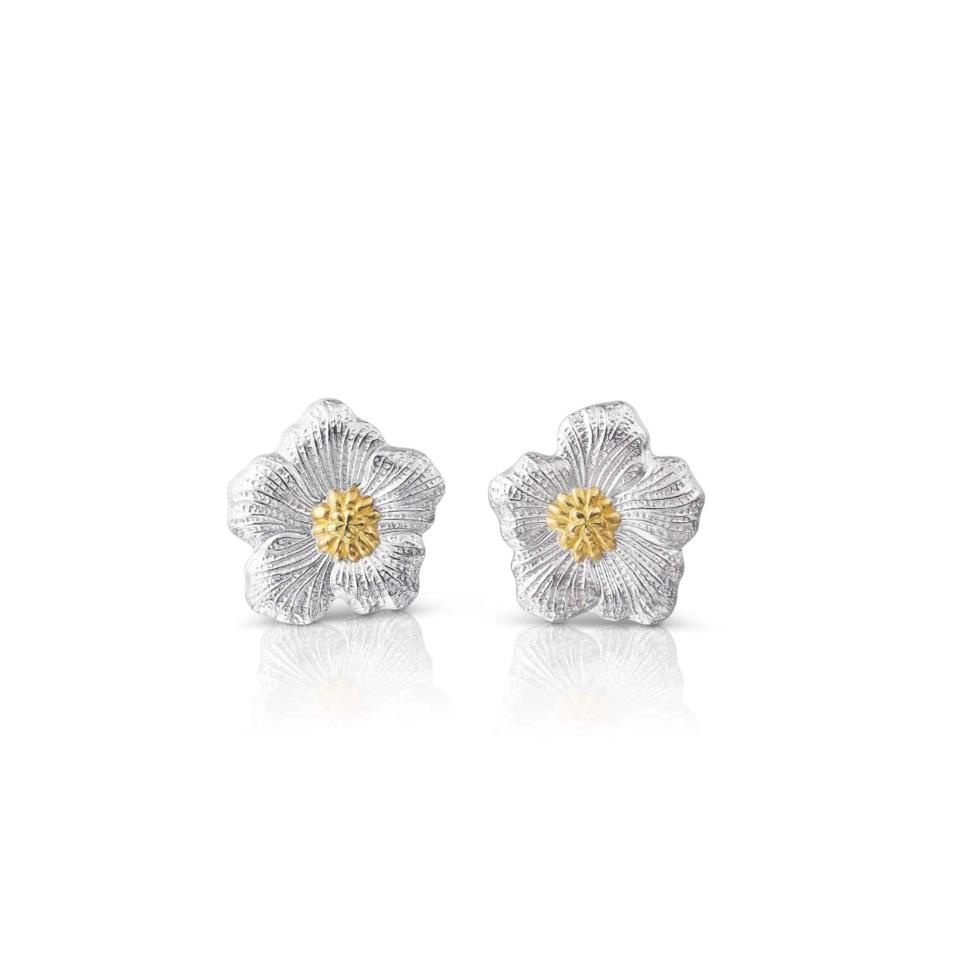 Small Gardenia Earrings BUCCELLATI