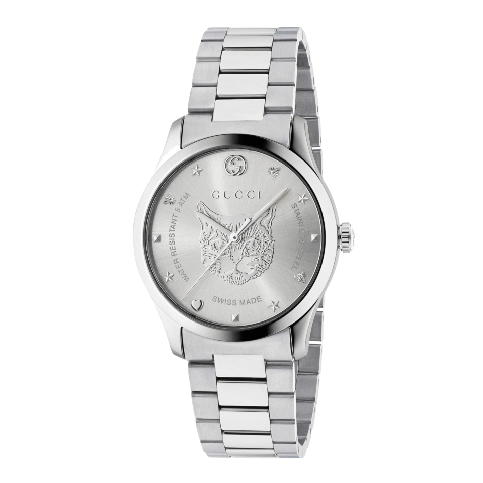 GUCCI G-Timeless Icons Steel