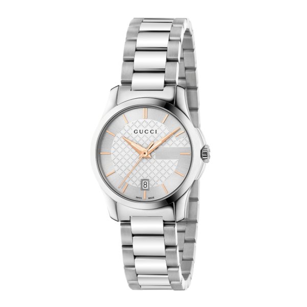 G-Timeless Small SILVER