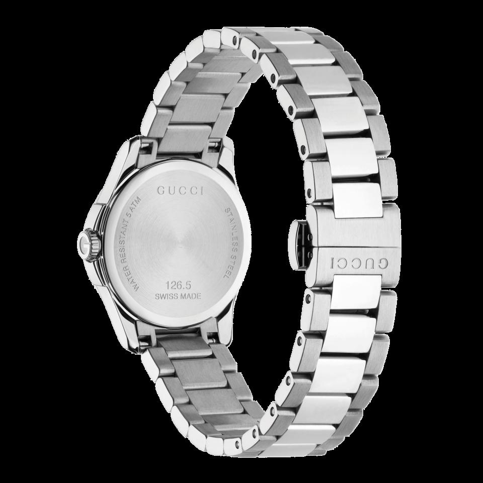 Orologio Gucci G-TimelessLady argento