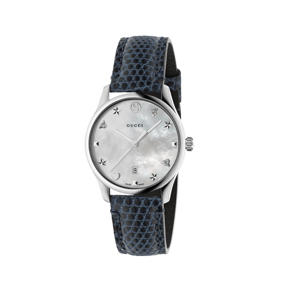 OROLOGIO GUCCI G-Timeless Slim Lady Madreperla