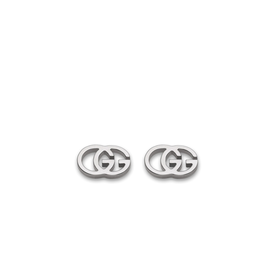 GUCCI GG Running earrings