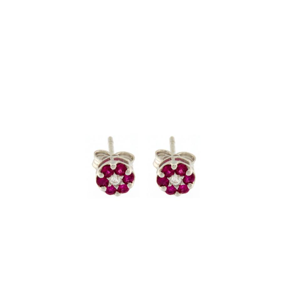 Small Earrings Flowers