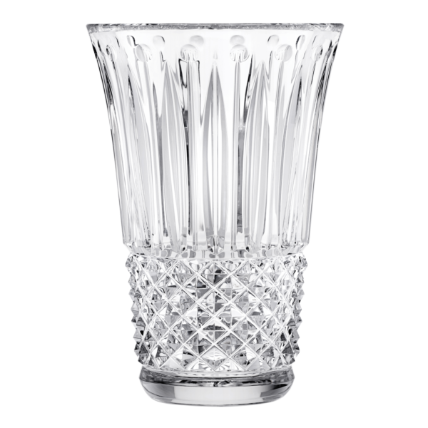 St. Louis Tommyssimo clear vase