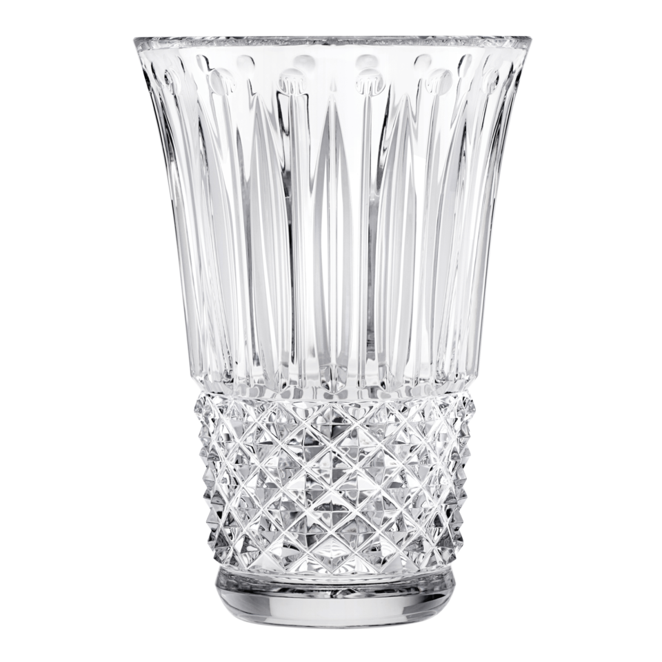 Tommyssimo clear vase