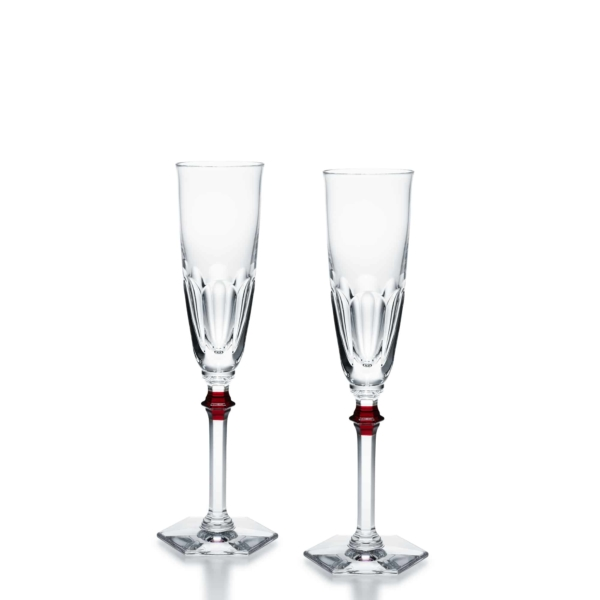 Couple of glasses Harcourt Eve Flute
