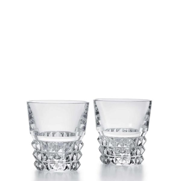Louxor Tumbler coppia di bicchieri Baccarat