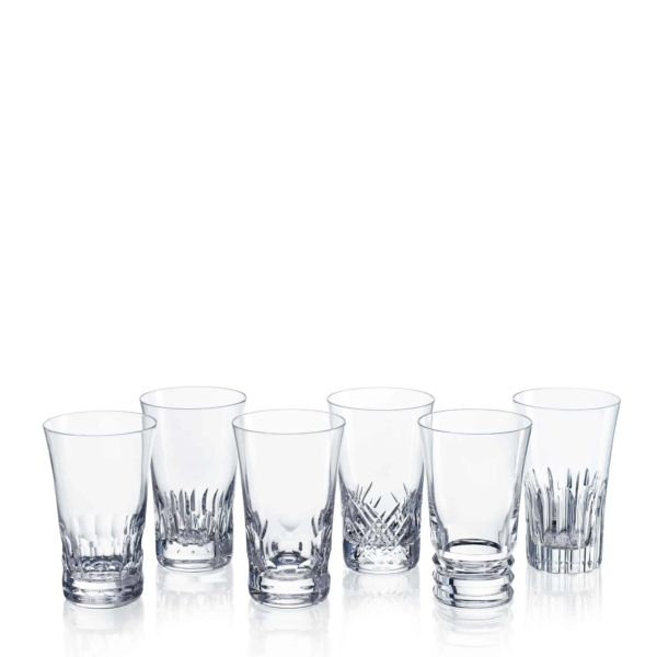Set of 6 glasses Everyday Large