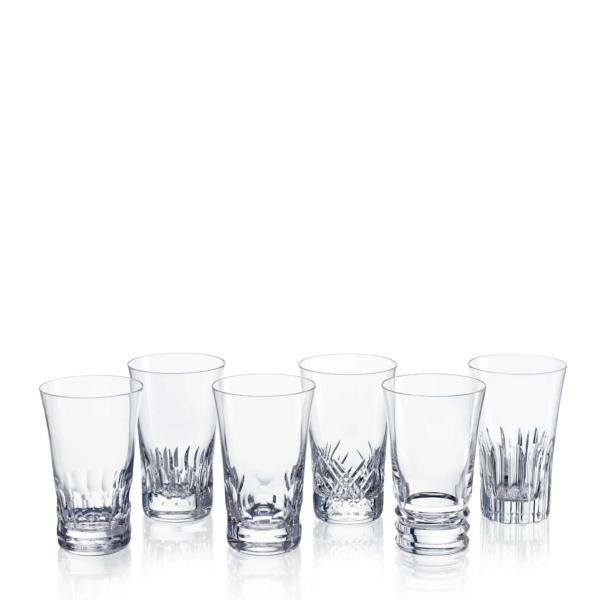 Set da 6 bicchieri Everyday Baccarat