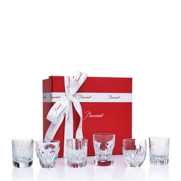 Set of 6 glasses Everyday Les Minis