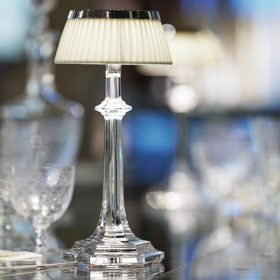 PHILIPPE STARCK BON JOUR VERSAILLES LAMPADA Baccarat