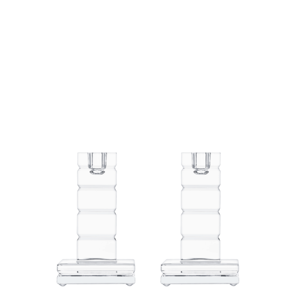 St. Louis since Set of 2 small Oxymore – Adiante candlesticks