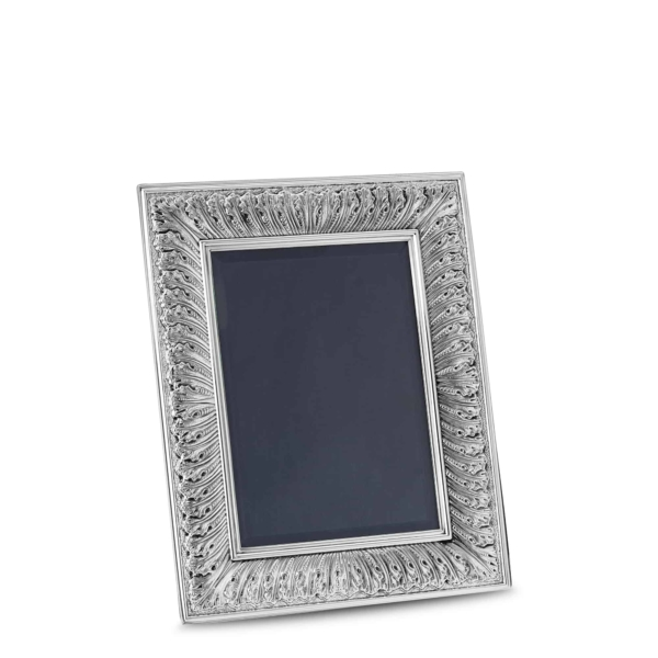 Silver Rouche II frame