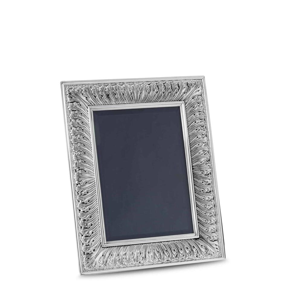 Silver Rouche II frame