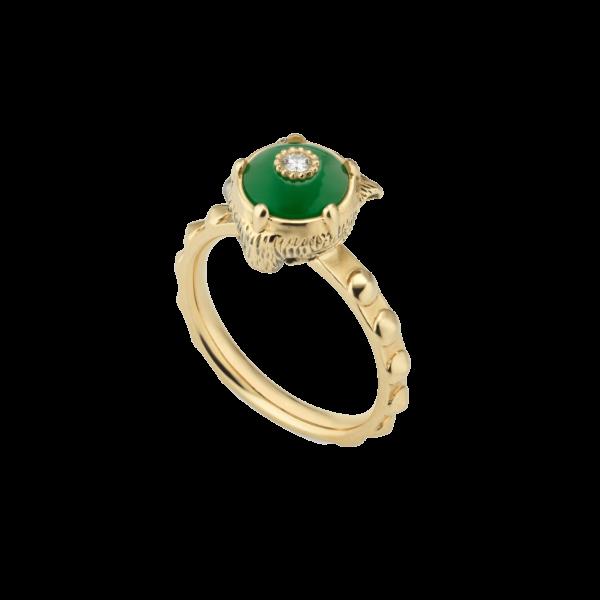 Le Marchè des Merveilles Jade ring