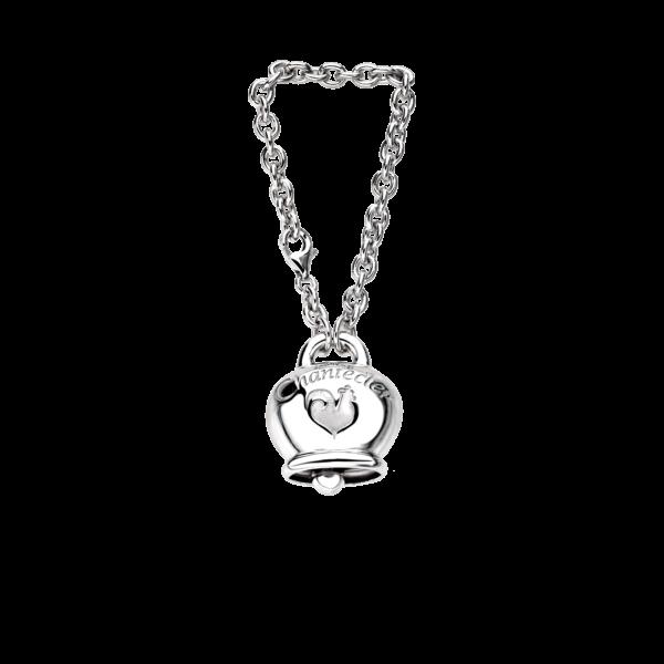 Chantecler Keychain Silver Bell
