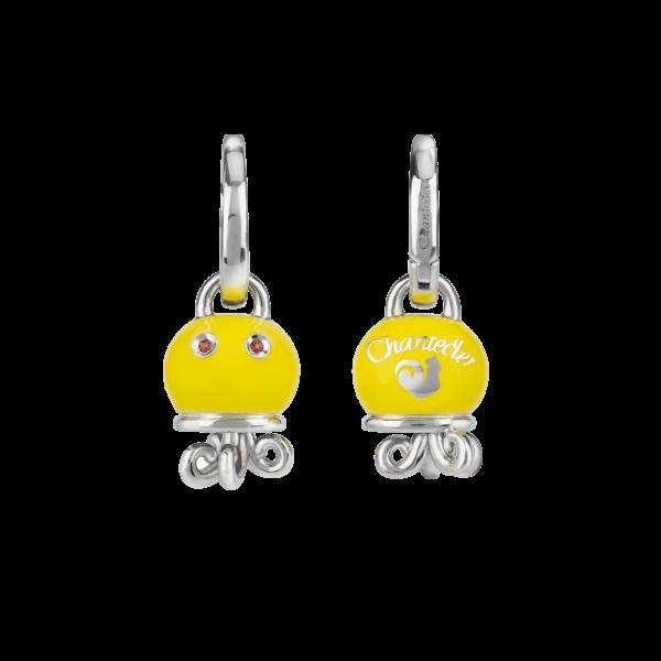 Chantecler octopus earrings