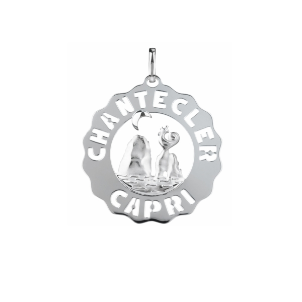 Pendant small stacks Chantecler
