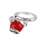 Curly ring Chantecler