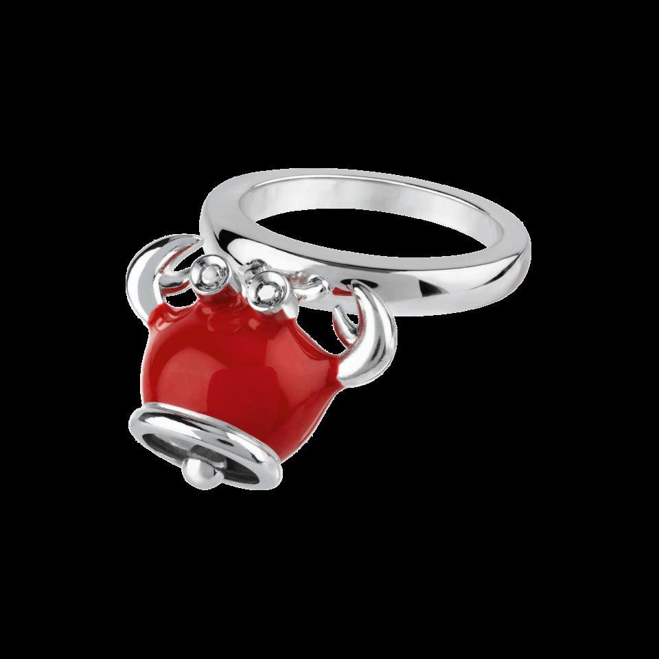 Crab ring Chantecler
