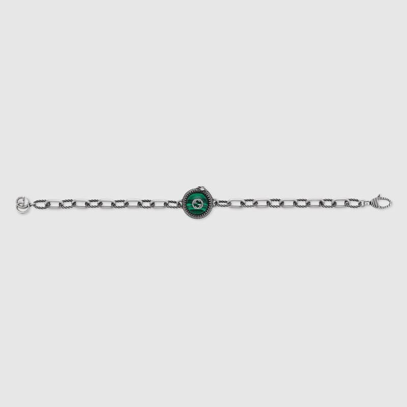 Gucci Garden silver bracelet