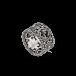Bracciale Doppia G argento GUCCI