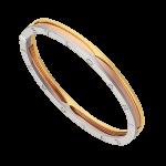 Black diamonds band ring