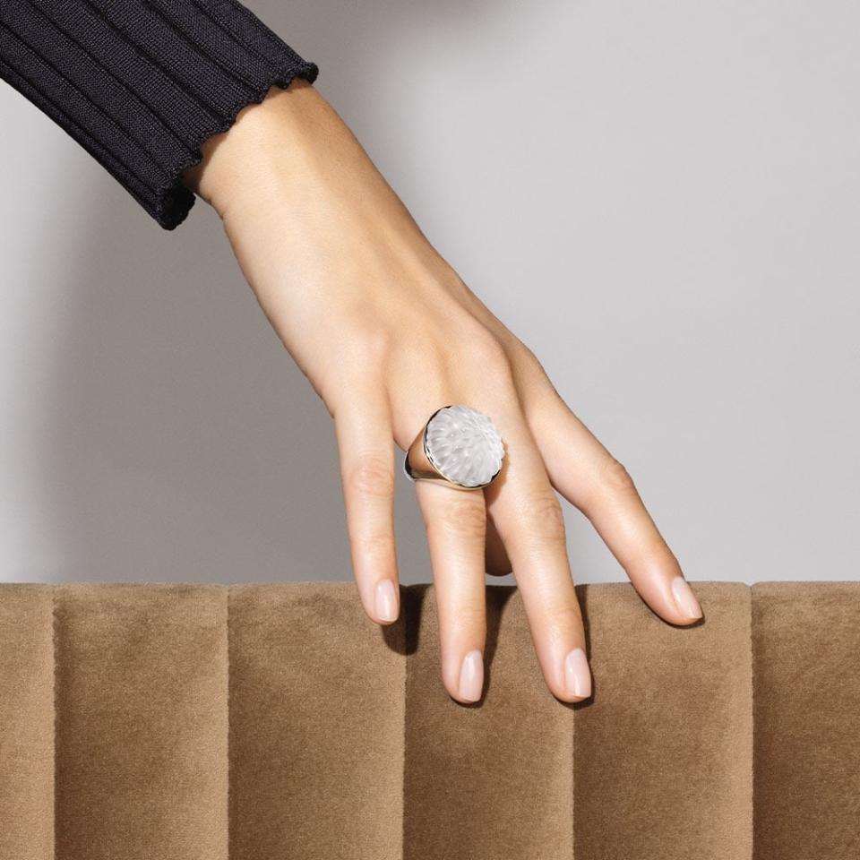 Flora Bella Ring Lalique