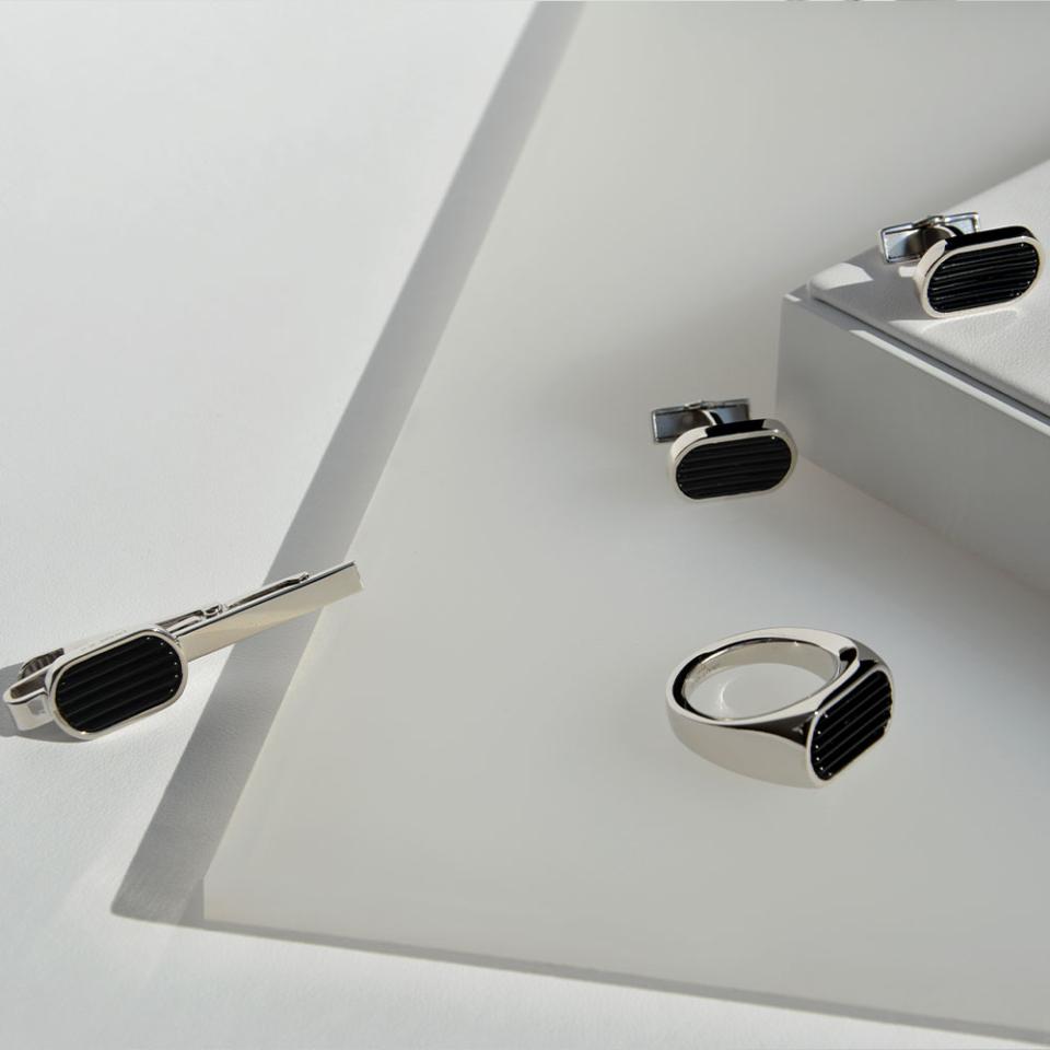 Gemelli polso L'Homme Alpha Lalique