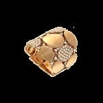 Bracciale fibbia GG color oro