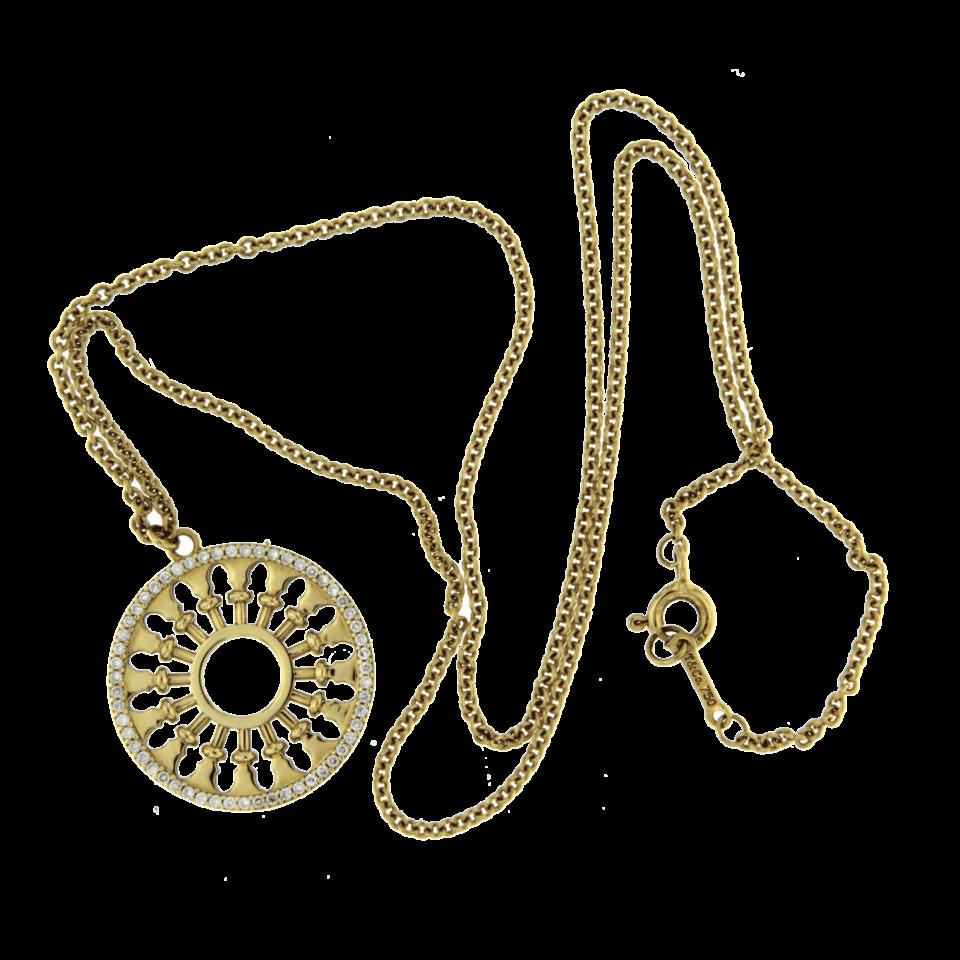 Tiffany Elsa Peretti Necklace