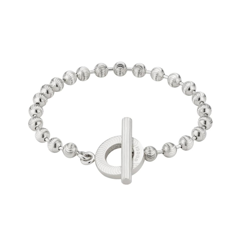 Gucci Silver Bracelet