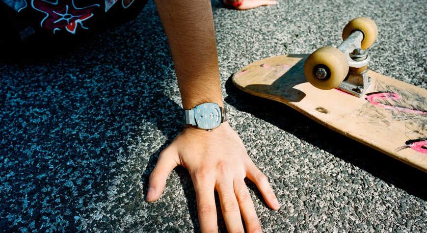 Gucci Grip – Contaminazioni  Skater