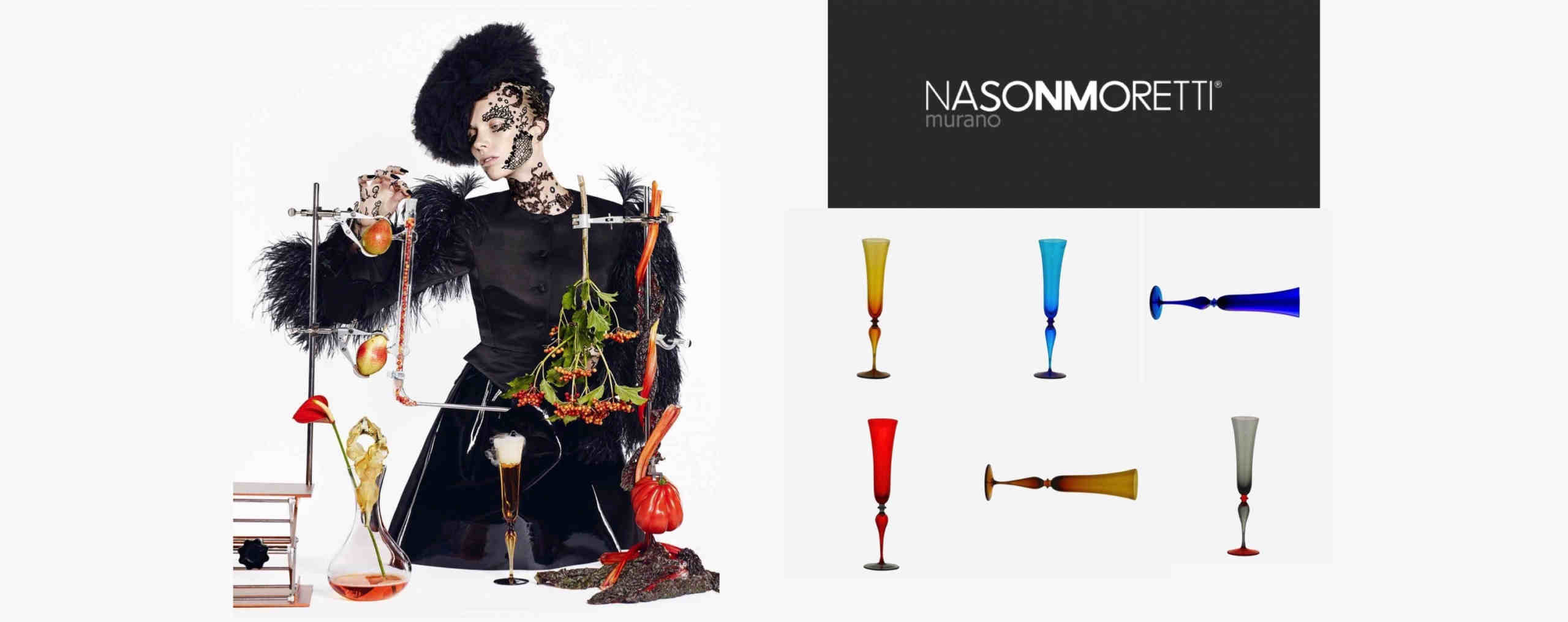 Nason Moretti; Visionario Contemporaneo
