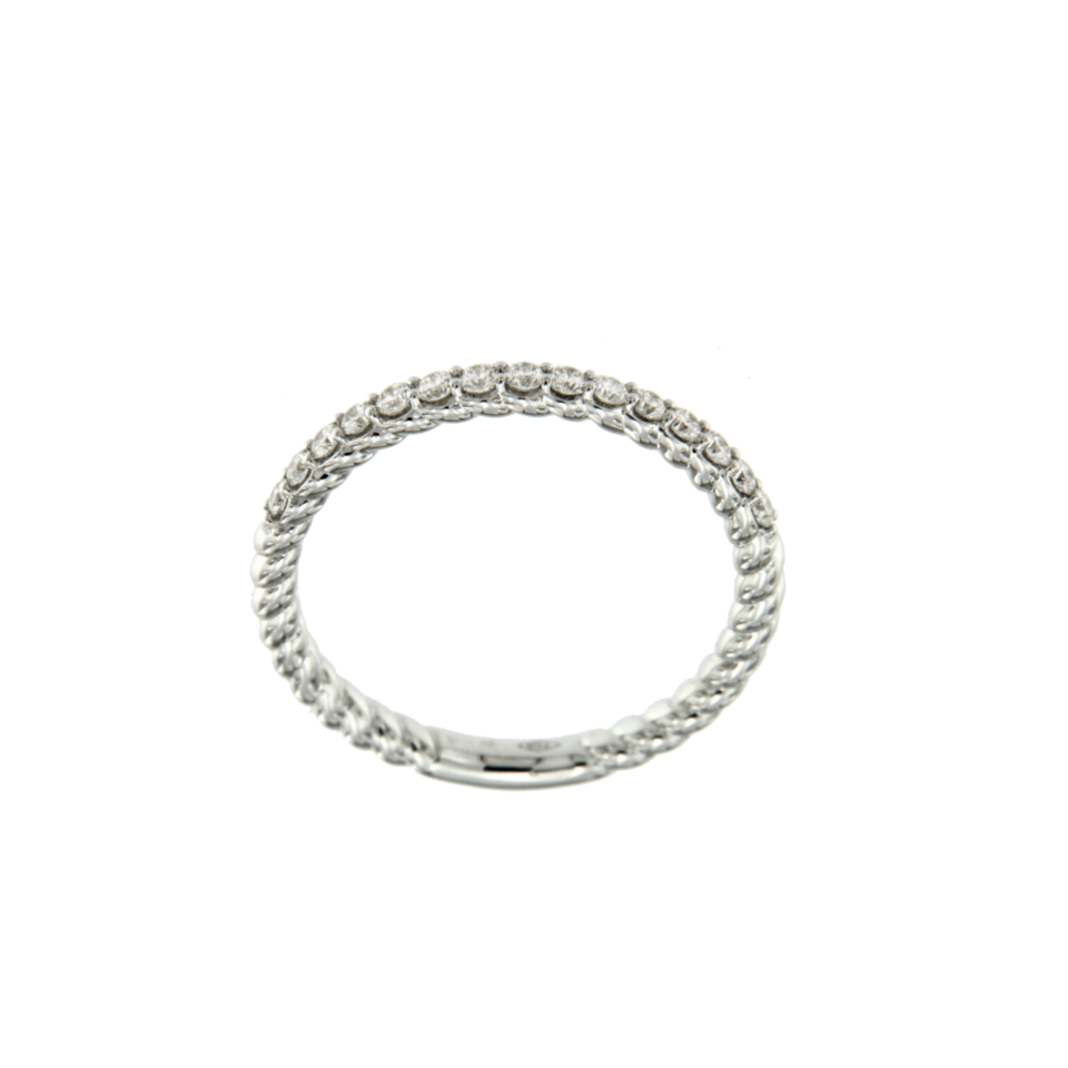Diamonds band ring