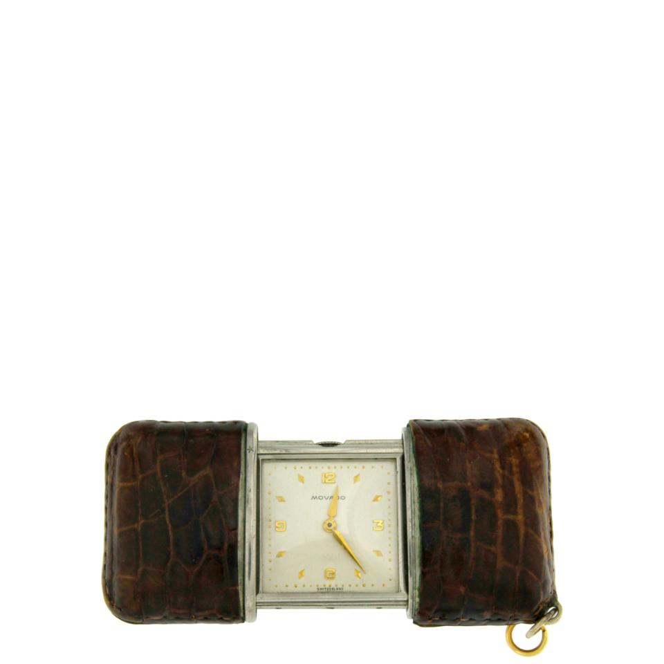 Movado travel pocket watch