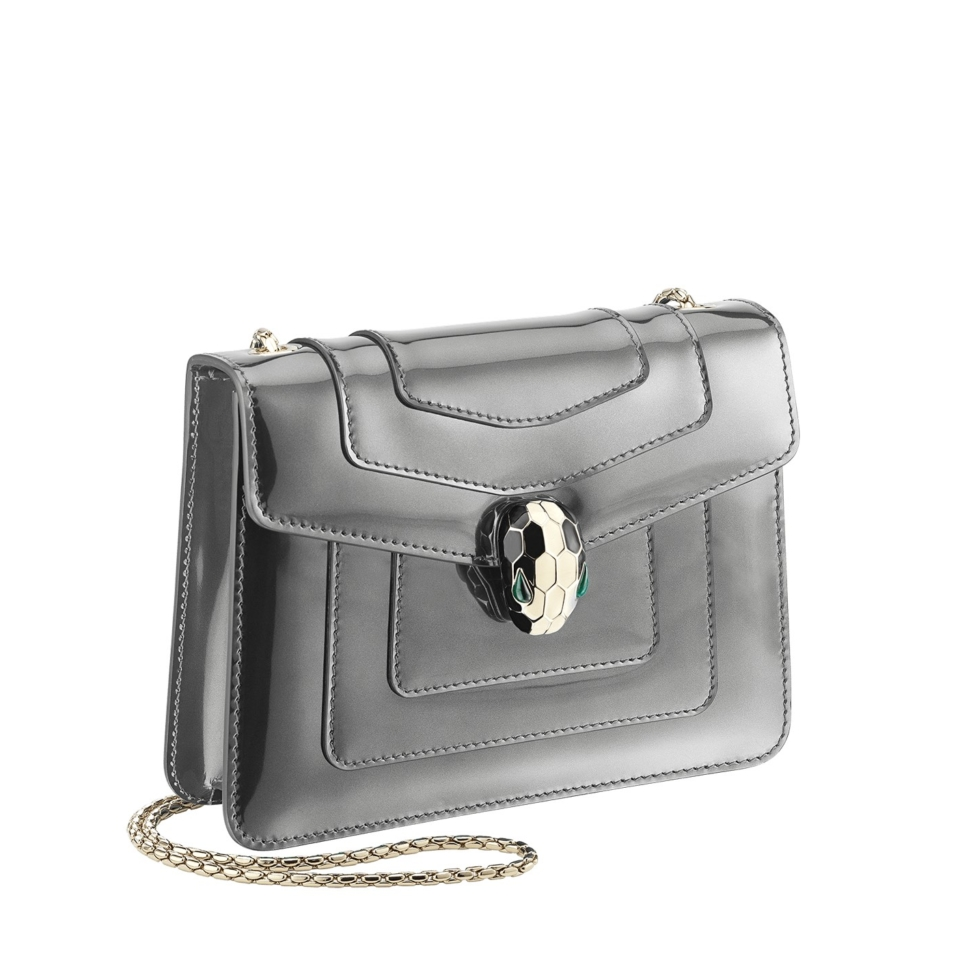 SERPENTI FOREVER FLAP COVER
