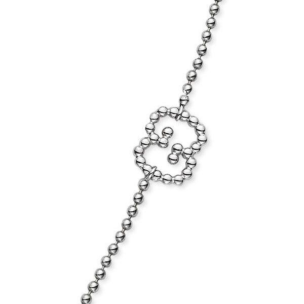 Gucci Boule Heart Necklace