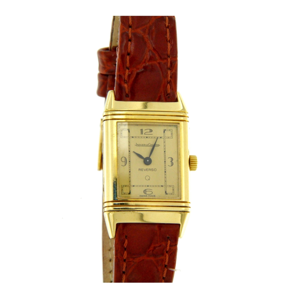 Jaeger Le Coultre watch Reverso