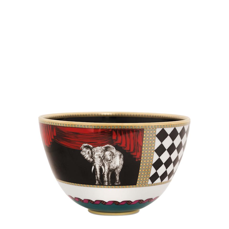 Richard Ginori Totem Elephant bowl