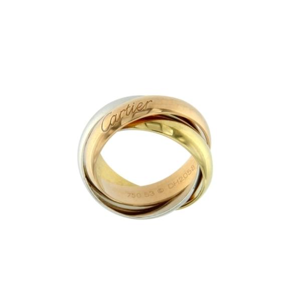 anello Cartier trinity vintage