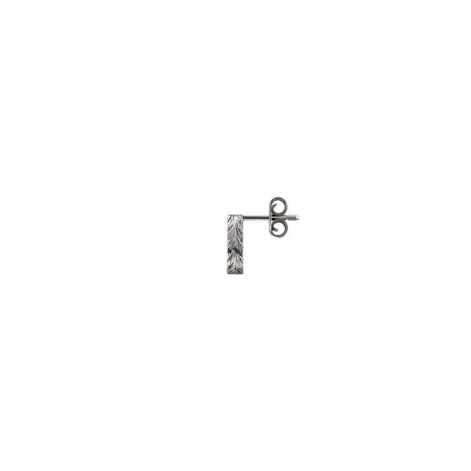 GUCCI Interlocking G earrings in silver