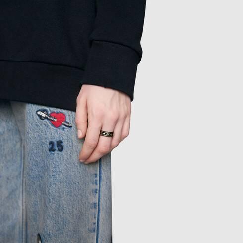 Anello Icon Gucci Ring