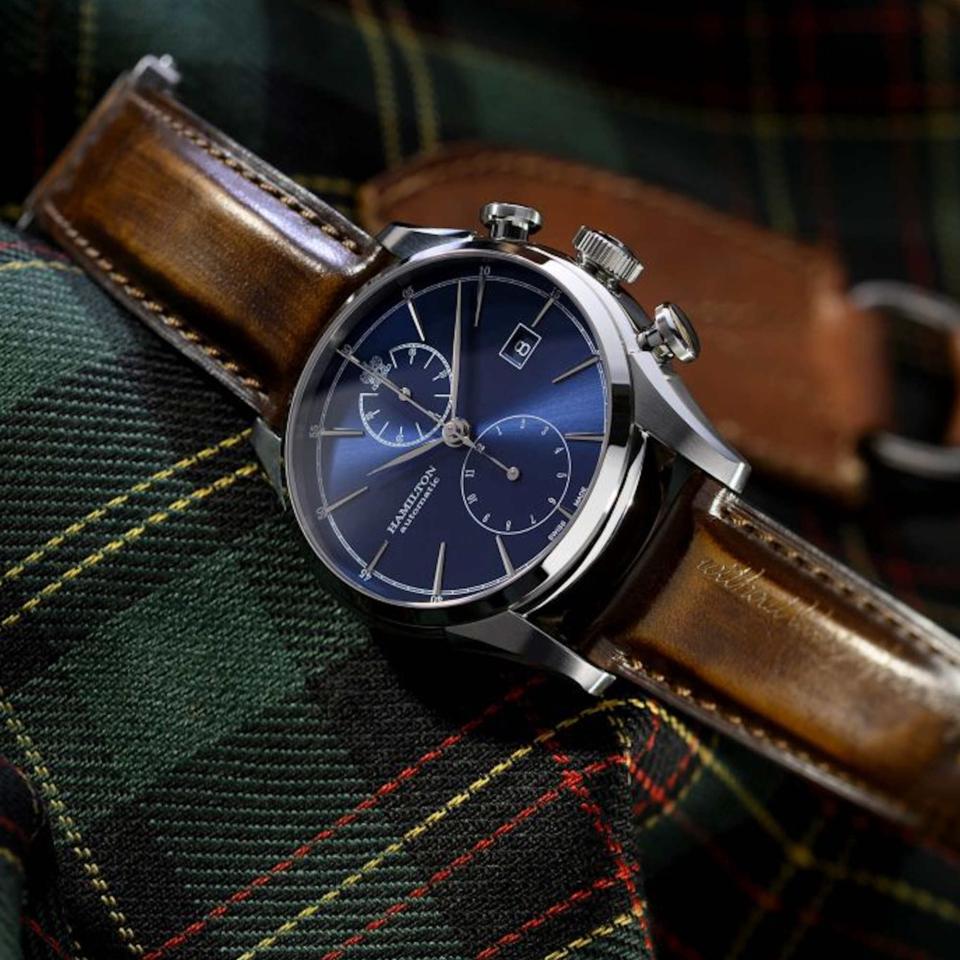 Hamilton American Classic Watch Spirit of Liberty Auto Chrono