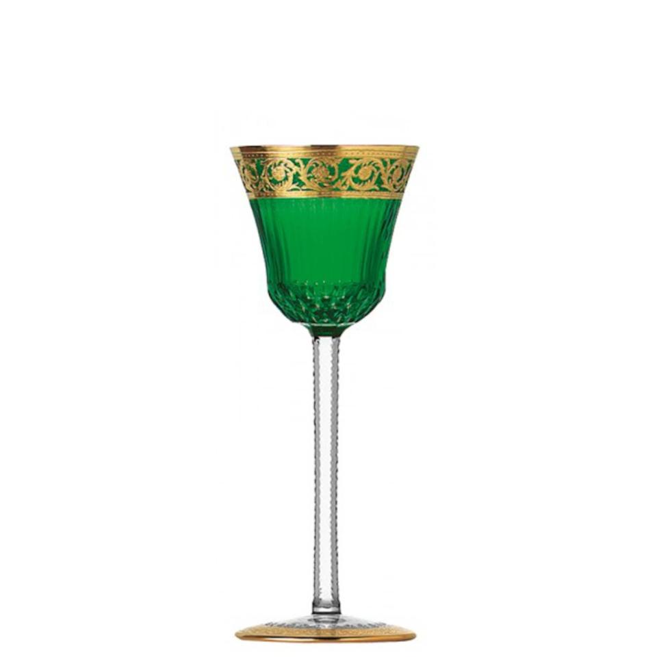 Thistle Saint Louis Bicchiere gold green 30702022_2.