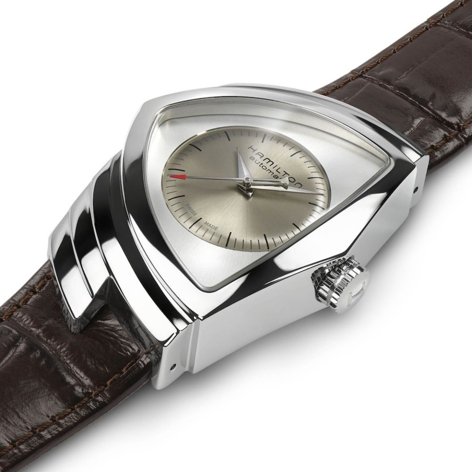 Hamilton Ventura Open Heart Auto Watch