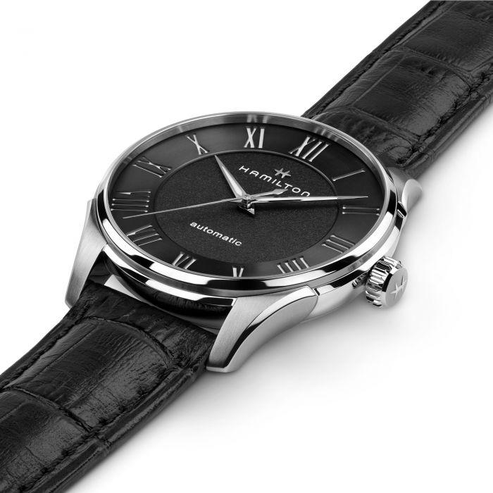 Hamilton Jazzmaster Automatic Charge watch